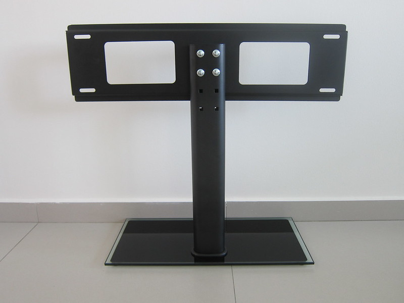 Universal TV Tabletop Stand - Back
