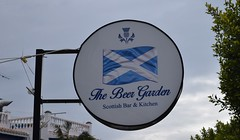 I wonder how long this new place will survive - the Scottish Kitchen and Bar!!