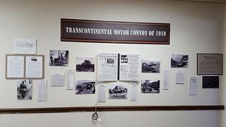2019-04-28. Transcontinental motor convoy
