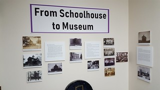 2019-04-28. From schoolhouse to museum