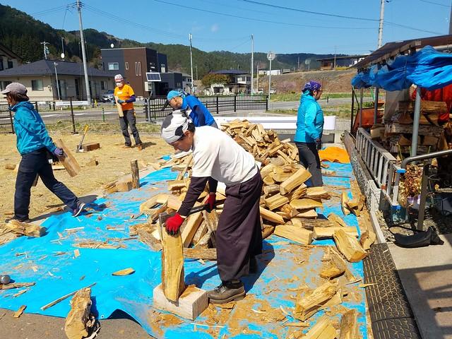 平成28年台風10号豪雨災害 岩手県岩泉町でボランティア(援人 2019年 0419便)