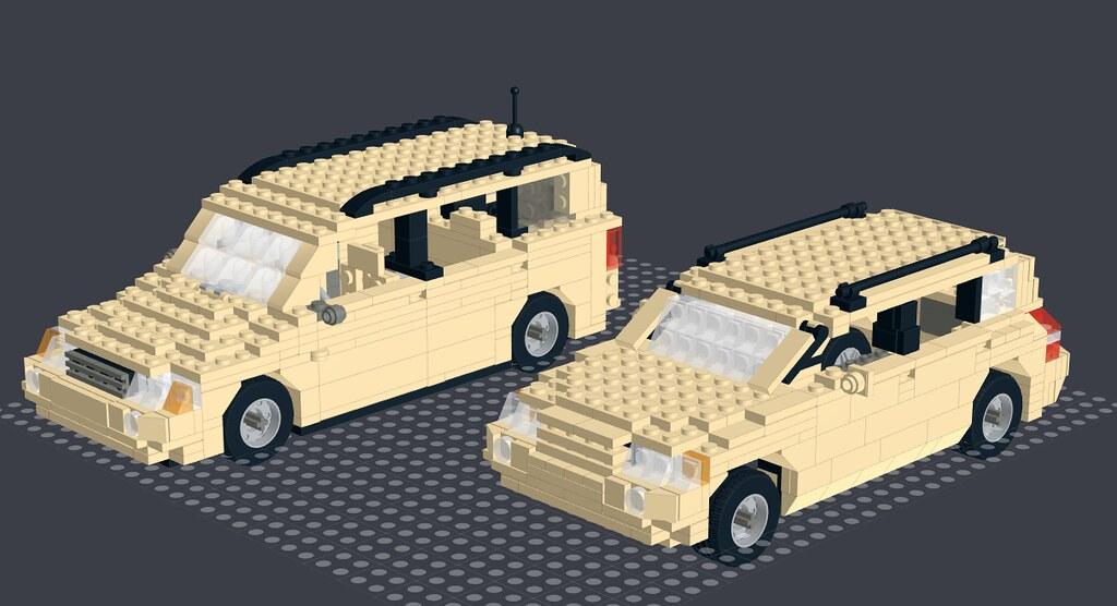 Toyota Highlander WIP