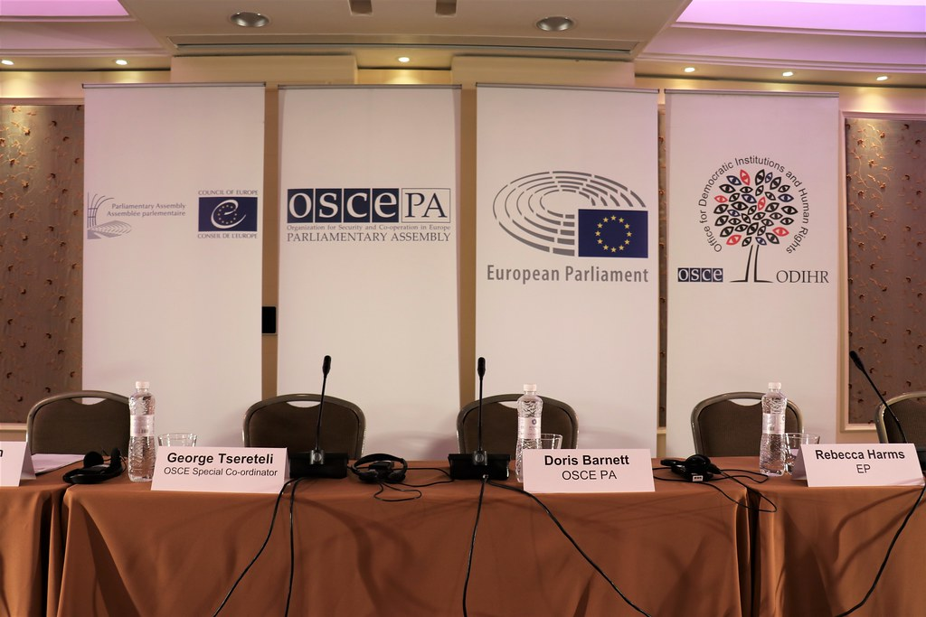 Press conference, Kyiv 22 April 2019 | OSCE Parliamentary Assembly