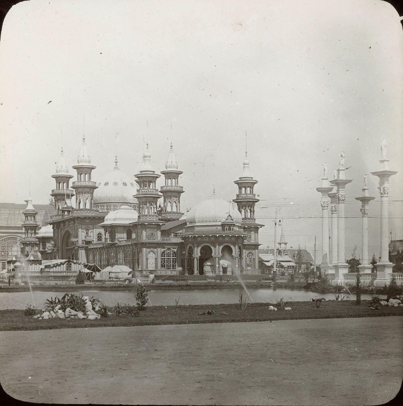 Нижний Новгород. Павильон Центральной Азии на выставке 1896 года