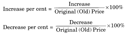 Comparing Quantities Class 8 Notes Maths Chapter 8 10