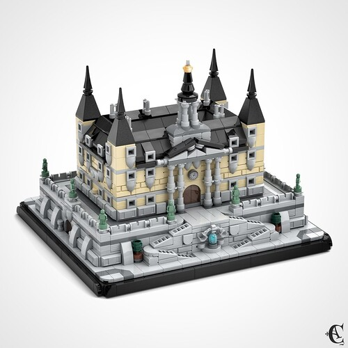 Renaissance Mansion - Microscale