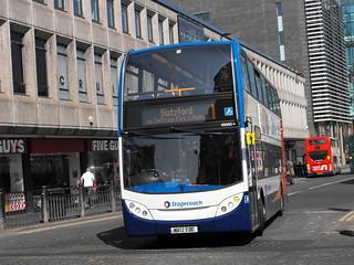 Stagecoach in Newcastle 10000 MX12EOC