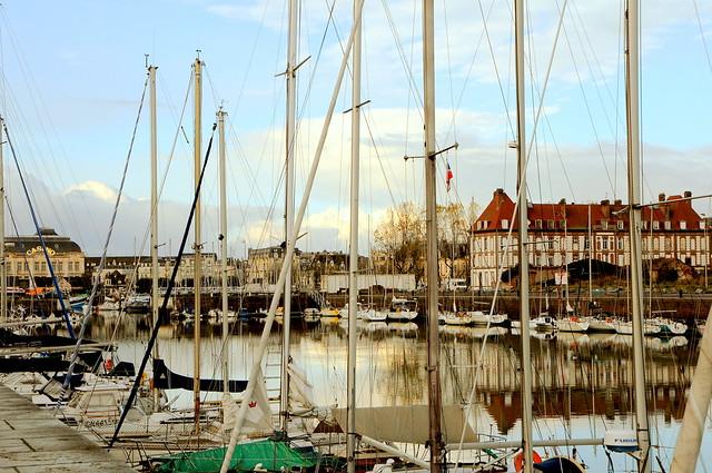 Trouville Harbour