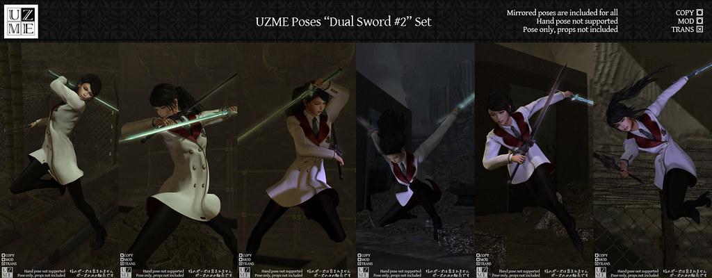 UZME_DualSword2_Set - TeleportHub.com Live!