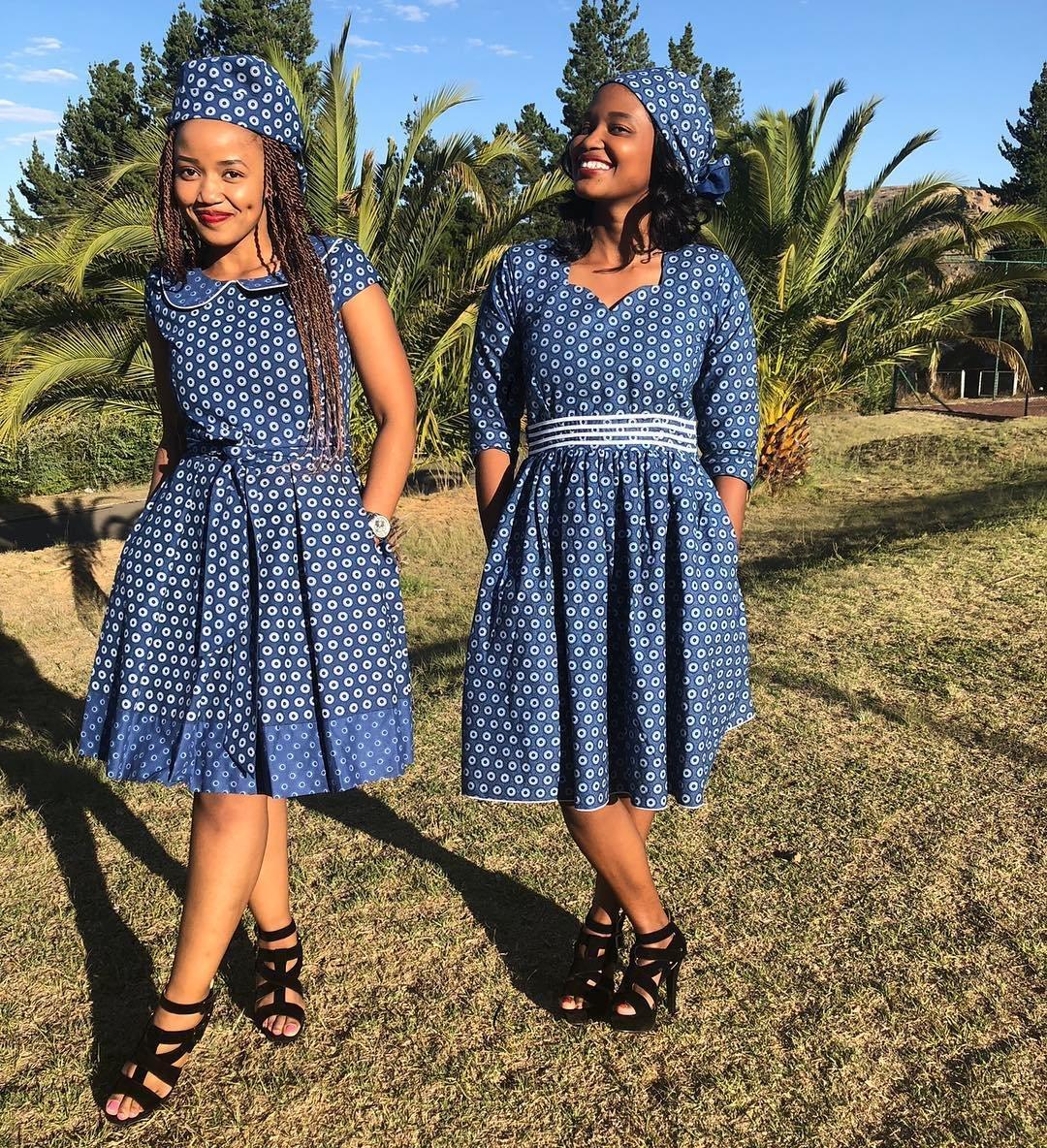 Best Shweshwe Designs For 2019 Women