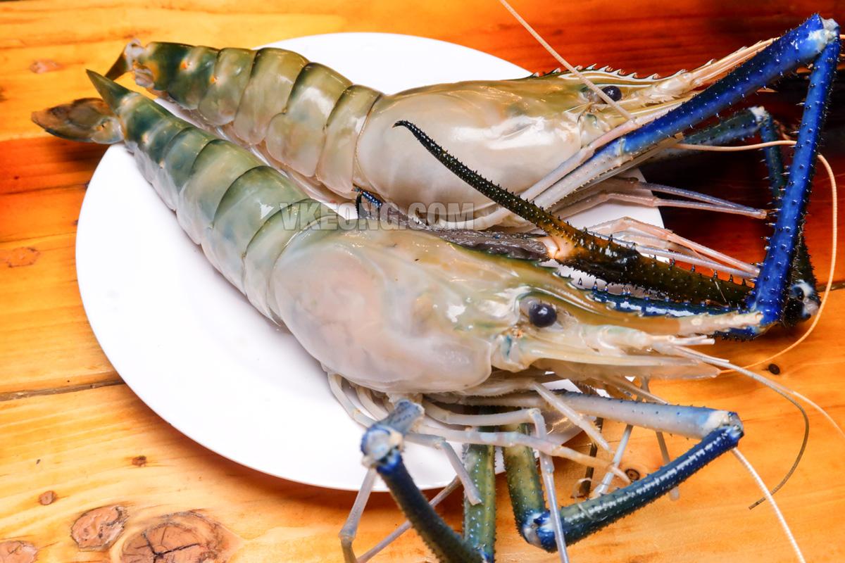 Talaykrata-Seafood-BBQ-Fresh-River-Prawns