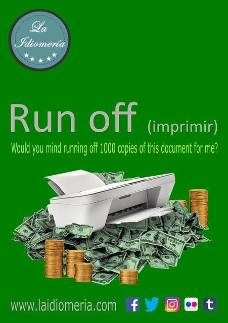 Ojalá  #laidiomeria #idiomeria #runoff #imprimir #stampare #soldi #money #dinero