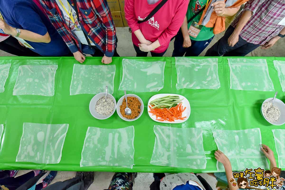 高雄一日農夫趣-美濃庄中餐 + 粄條壽司-29
