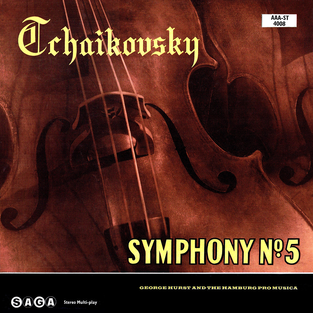 Pyotr Ilyich Tchaikovsky - Symphony No. 5