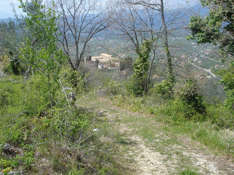 003-кладбище Сан-Лоренцо (вид сверху)