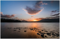 Kitchen Bay Sunrise, Derwentwater
