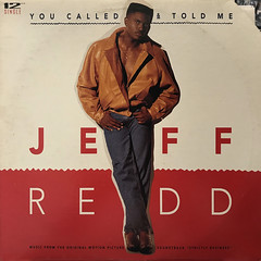 JEFF REDD:YOU CALLED & TOLD ME(JACKET A)