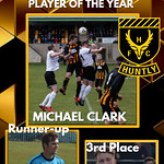 Forbes Shand Trophy Player of the Year: Michael Clark