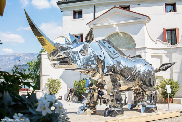 "Li-Jen Shih: ""King Kong Rhino"". Palazzo Sturm"