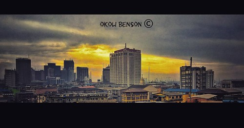 lagos gold cloud nigeria people city