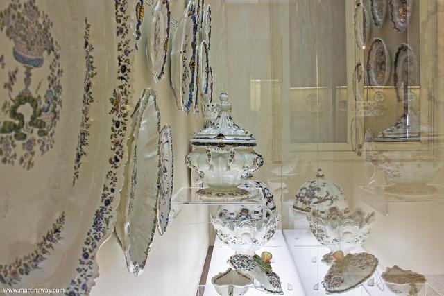 Il Museo della Ceramica Giuseppe Roi