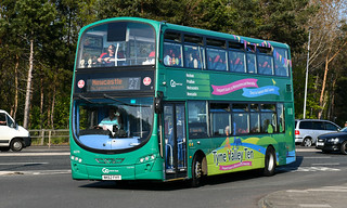Go North East: 6079 / NK62FHY