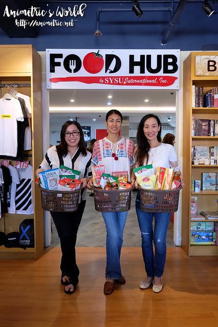 Sysu Food Hub
