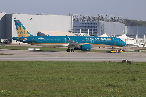 A321neo Vietnam Airlines VN-A503 | by XFW-Spotter