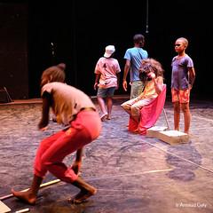 1er Festival de théâtre francophone pour jeunes à Dakar