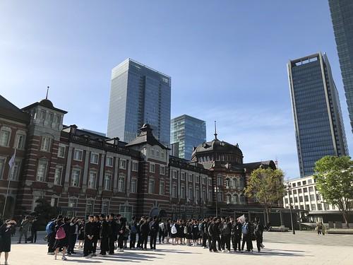 東京駅丸の内口 Tokyo Station