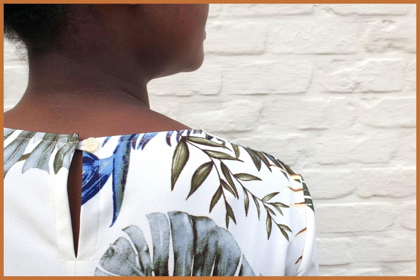mira dress - fibre mood 1