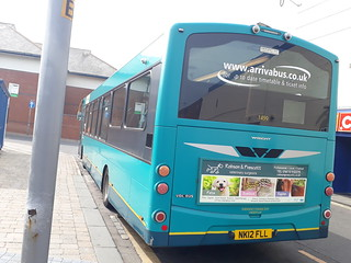 Arriva north east 1499