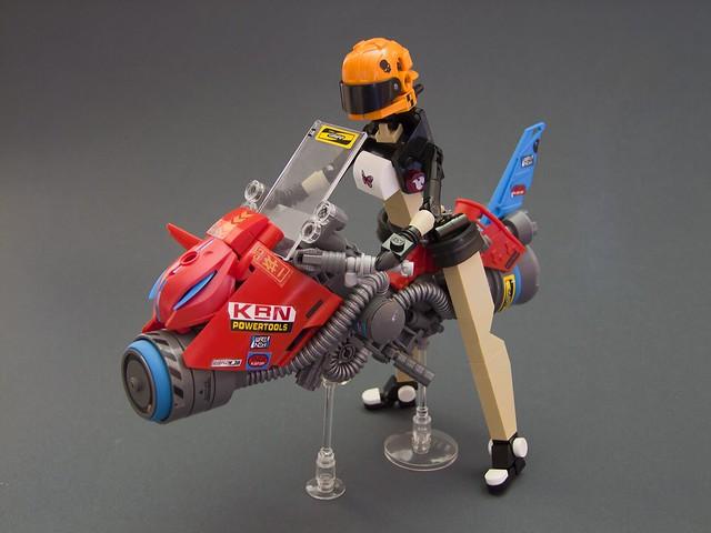 Akiyama Sidewinder GT