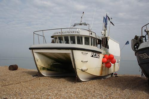 Fishing Boat FE382 ANNALOUSION