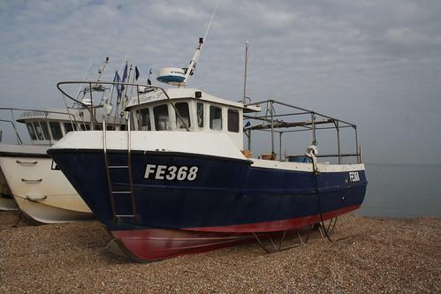 Fishing Boat FE368 WILLIAM T