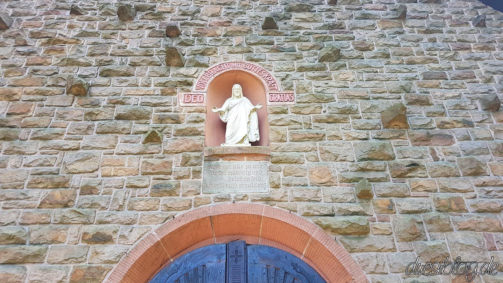 Walburgiskapelle Fürth Weschnitz Odenwald duesiblog10