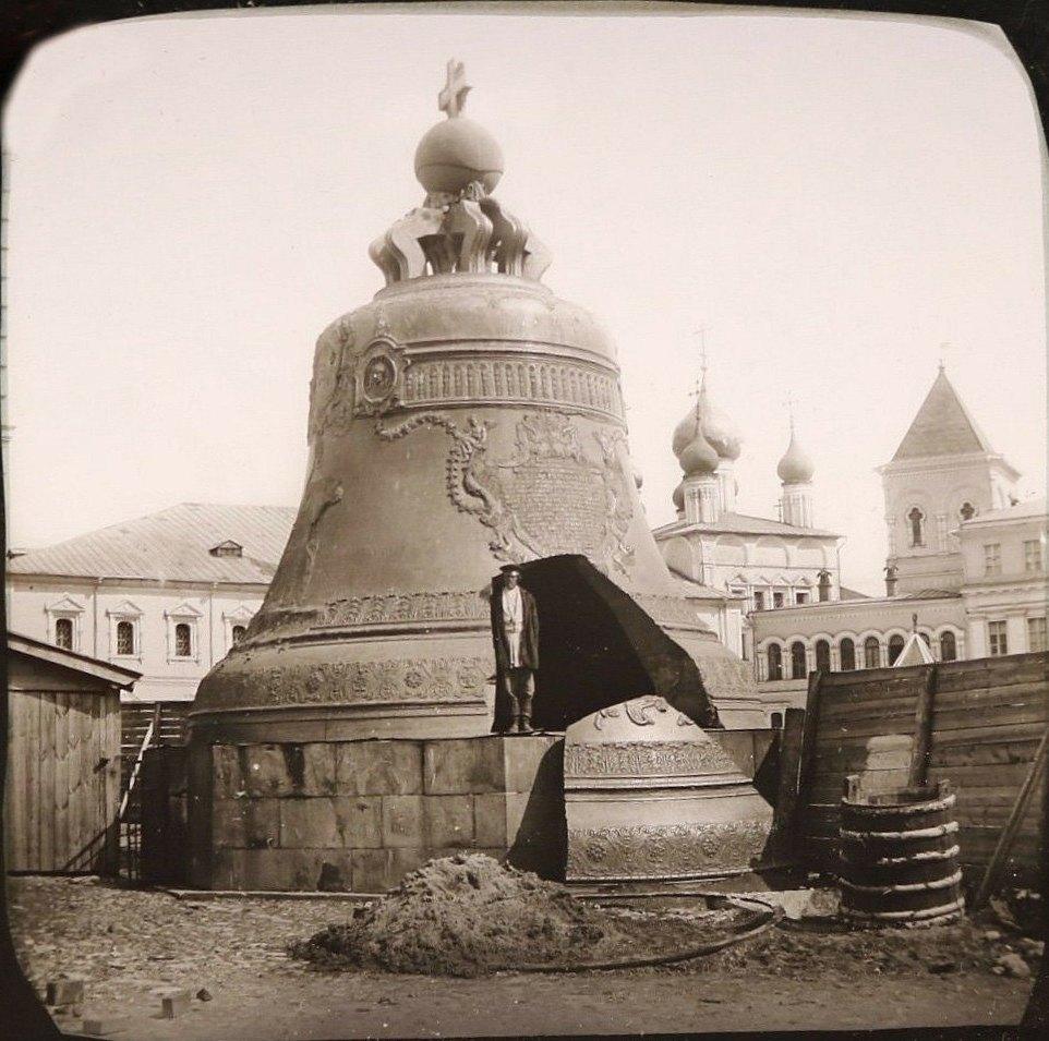 Царь-колокол. 1870-е