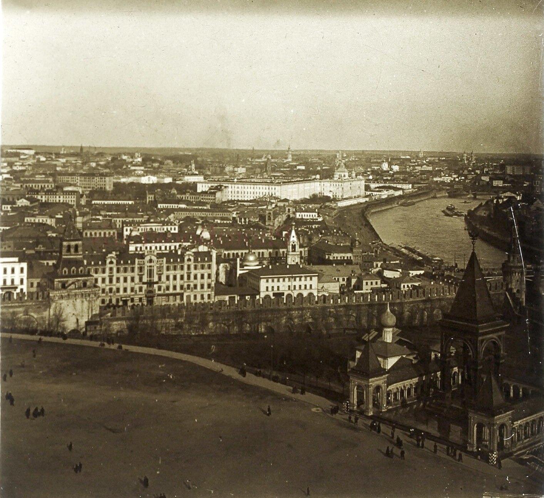 Вид на Зарядье. 1913