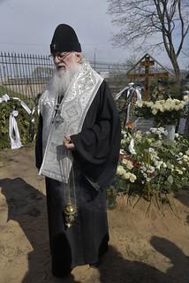 22.04.2019 | 40 дней со дня кончины епископа Маркелла (Ветрова)