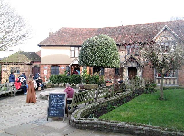 Stratford-upon-Avon, Shakespeare's House