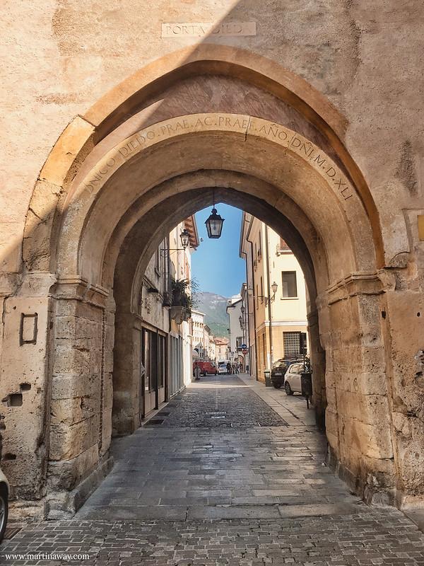 Porta Dieda, Bassano del Grappa
