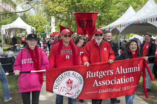 Rutgers–New Brunswick Celebrates Rutgers Day 2019
