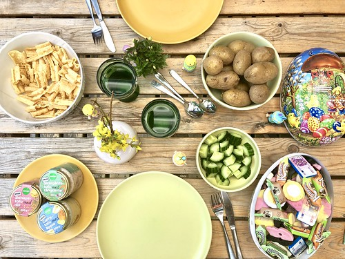 vegan eats at home, april 2019 -