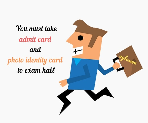 Take HP SET Admit Card 2019 and Photo Identity Card To Exam Hall