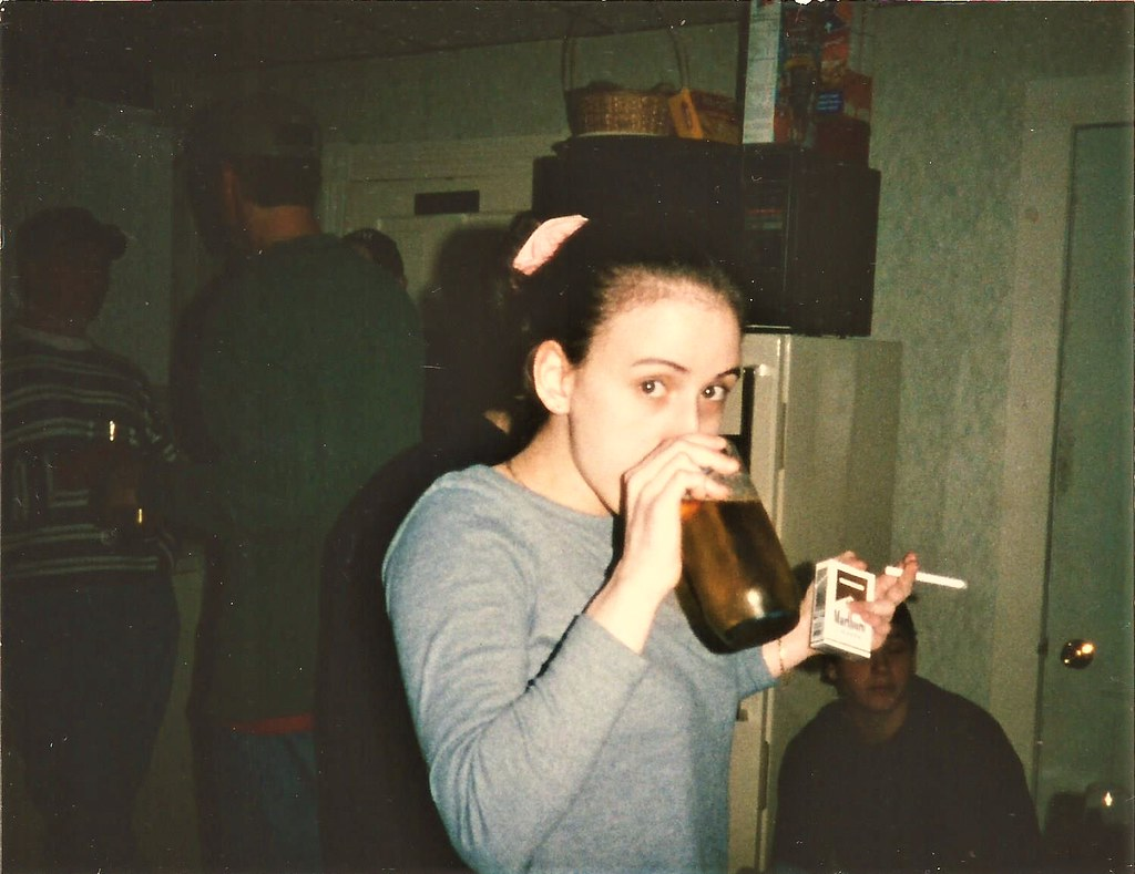 ml party girl, 1996