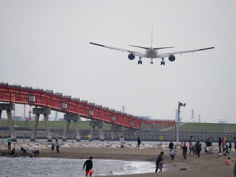 Haneda Airport RWY22