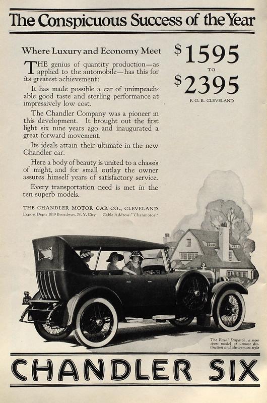 1922 Chandler