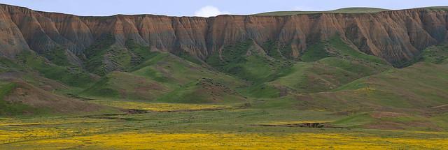 Cliffs of Color