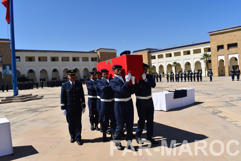 Funérailles de feu le lt colonel Najib El Hadrati et du A/C Hassan Tazi 47684332702_14dd98c471_o