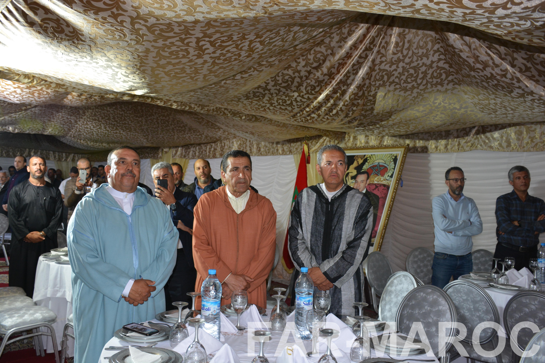 Funérailles de feu le lt colonel Najib El Hadrati et du A/C Hassan Tazi 47684451262_a5b866259c_o
